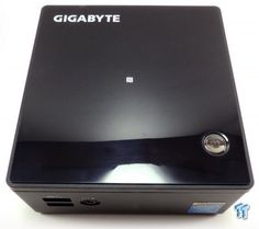 GIGABYTE BRIX BXi7H-5500 Ultra Compact Mini PC Review 01 | TweakTown.com