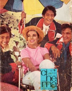 "Romanian actors Florin Piersic, Jean Lorin Florescu, Șerban Cantacuzino and italian actress Marilù Tolo. Front cover of ""Cinema"" magazine (September Socialist State, Socialism, Warsaw Pact, Central And Eastern Europe, Italian Actress, Romania, September, Cinema, Magazine"