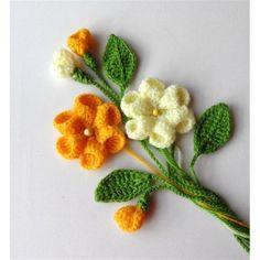 Прекрасные цветы от CraftsbySigita Crochet Applique Flowers and Leaves Set Any by CraftsbySigita ____________ #вязание #вязаниекрючком #вяжутвсе #tricot #вяжут_не_только_бабушки #wool  #crochet #crochetaddict #crocheting #crochetlove #crocheted #crochetersofinstagram by more__idey