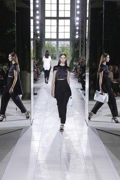 Balenciaga, Весна-лето 2014, Ready-To-Wear, Париж