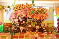 Monkey Party | I Love Banana's Party | Dream Flavours Celebrations
