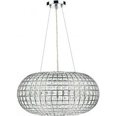 Dar Lighting Plaza Polished Chrome 3 Light Pendant - Dar Lighting from Lightplan UK 3 Light Pendant, Ceiling Pendant, Pendant Lighting, Lighting Uk, Dining Room Lighting, Room Lights, Ceiling Lights, Kitchen Island Chandelier, Crystal Decor