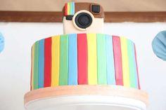 Instagram Birthday Party Ideas | Photo 1 of 31 | Catch My Party Instagram Birthday Party, Instagram Party, Birthday Ideas, Birthday Parties, Crisco Recipes, Party Themes, Party Ideas, Emoji, Youtube
