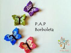 """""""Eu sou uma borboleta, pequenina e feiticeira....vivo no meio das flores procurando quem me queira.""""  Borboleta é sinônimo de graciosidade..."""