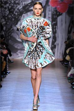 Sfilata Tsumori Chisato Paris - Collezioni Autunno Inverno 2013-14 - Vogue