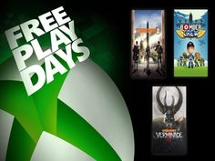 Video Games Xbox, Xbox One Games, Xbox News, Tom Clancy The Division, Xbox Console, Play Day, Game Pass, Free To Play