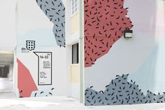 de:block | Exhibition Design on Behance