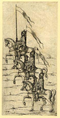 Hungarian heavy riders 1591-1593.
