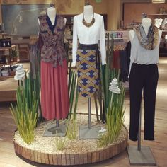 Anthropologie Spring Display 2015