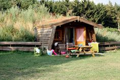 Our wooden (underground)house Cabin Homes, Log Homes, Tiny Homes, Dream Homes, Small Space Living, Tiny Living, Play Houses, Bird Houses, Small Houses