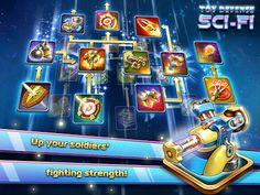 Toy Defense 4: Sci-Fi v1.0.2 Apk Download Free