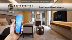 """Home automation technology - often just called """"smart home"""" tech - sounds like something you'd see on an old episode of The Jetsons."""