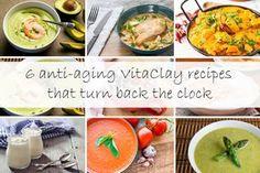 6 anti-aging VitaClay Recipes that turn back the clock