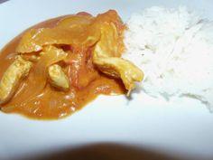 Recettes d'une mère de famille nombreuse: Curry express au lait de coco Thai Red Curry, Cooking, Ethnic Recipes, Food, Table, Poultry, Milk, Chicken, Other Recipes