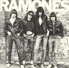Ramones: Ramones. 1976. WEA International.