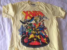 Marvel x Men Throwback Retro Classic Vintage T Shirt Cyclops Storm Wolverine | eBay