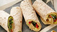 http://www.foodnetwork.com/recipes/ellie-krieger/hummus-and-grilled-vegetable-wrap-recipe.html