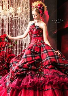 dball~dress・ballgown ・ドレス・夜会服, stella de liberoの検索結果