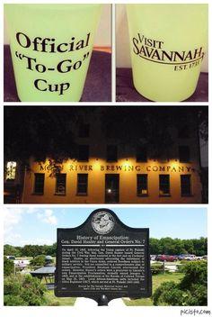 7 Fun Facts About Savannah, Georgia