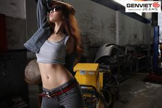 GENVIET JEANS - Made by Vietnam