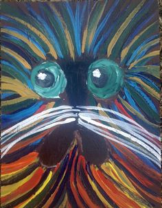 Stephen' Cat Awesome eyes