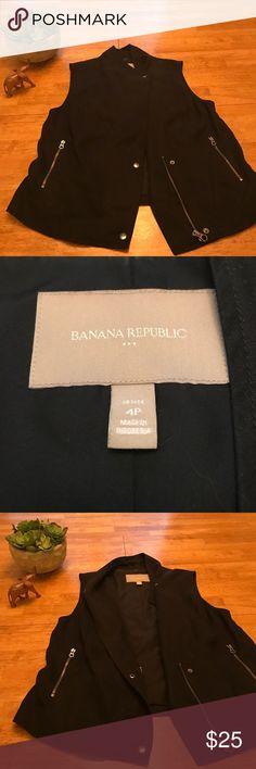 BR vest BR vest like new Banana Republic Other