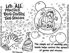 humerous cartoons for infection control   wash hands cartoons, wash hands cartoon, funny, wash hands picture ...