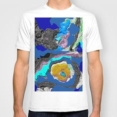 Gang Aft Agley T-shirt by K Shayne Jacobson - $18.00
