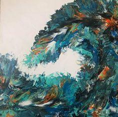 Un Val Nebun. Tablou de Cring Adela Abstract, Artist, Summary, Artists