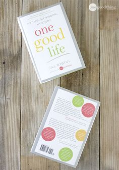 Writing this book has been such a crazy journey! Today I'm telling you all about what it means to me :-)  #OneGoodLife