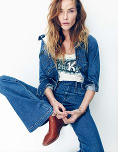 @madewell collaborates with iconic designer Daryl K on an 18 piece collection.