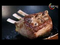 Try out this unique way of cooking lamb rack. It is coated with herbs and add a different flavour to the ordinary lamb rack you have been eating.