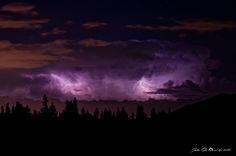 Forest Thunder by John De Bord Photography, via 500px