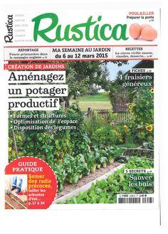 RUSTICA / Mars 2015 : découvrez l' #huileessentielle de #pin de Provence