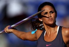 PARAGUAY's Leryn Franco says she's more than a woman...Athlete that is