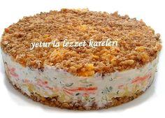 yetur'la lezzet kareleri.com: mimoza (geleneksel rus salatası)