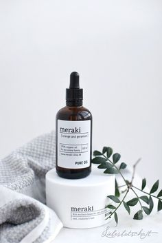 MERAKI organic beauty products
