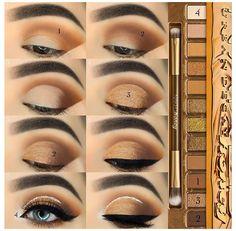 Eye Makeup Steps, Makeup Eye Looks, Smokey Eye Makeup, Skin Makeup, Eyeshadow Makeup, Makeup Tips, Makeup Ideas, Drugstore Makeup, Blonde Makeup