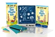 5th birthday gift ideas: Eye Can Art kids' project kit
