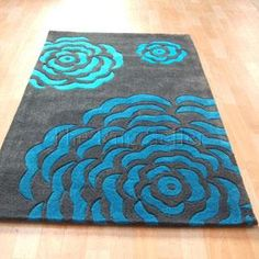 Trance Mia Rugs In Blue