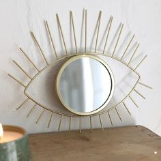 Looking for a new mirror? This large hanging copper hexagon mirror is just what you need. Get it from Lisa Angel with Free Worldwide Delivery on Every Order. Home Decor Accessories, Decorative Accessories, Kitchen Accessories, Copper Mirror, Sass & Belle, Hanging Plates, Gold Eyes, Stylish Home Decor, Eye Art