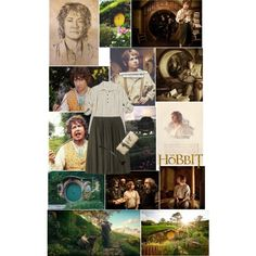 Bilbo Baggins from The Hobbit: An Unexpected Journey by deepforestdust on Polyvore featuring Steven Alan, McQ by Alexander McQueen and Baggins