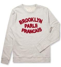 Fun, Brooklyn, Sweat,Men,Fashion
