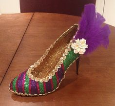 Confessions of a glitter addict - 2014 Muses shoe