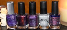 Color club -Eternal Beauty -The uptown -Wild at heart -Worth the risque -Gift of sparkle