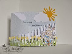 SugarPea Designs - One Big Hoppy Family by Wendy McGaffey