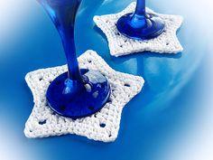 Ravelry: Star Coaster pattern by Janelle Schlossman