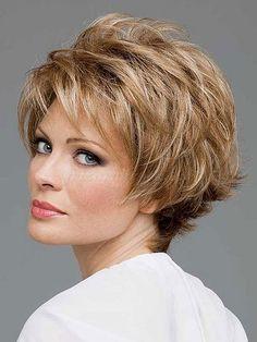 12 remek rövid frizura ötlet 50 év feletti nőknek