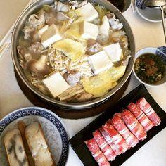東北酸菜白肉鍋