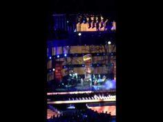 Alejandro Sanz en los Premios Latin Billboard 2015